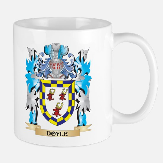 Doyle Coat of Arms - Family Crest Mugs