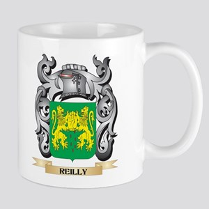 Reilly Coat of Arms - Family Crest Mugs