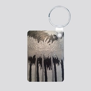 Platinum Palm Trees, Palm Springs Keychains