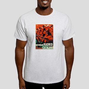 Defense of Madrid/Catalunya T-Shirt