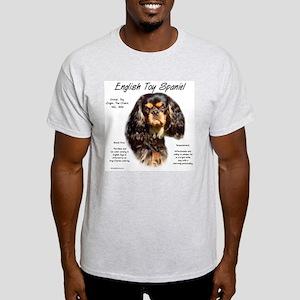 English Toy (king charles) Light T-Shirt
