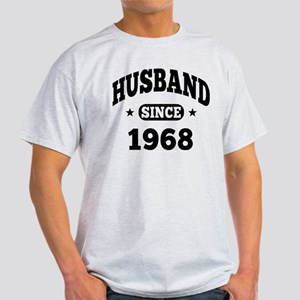 Husband since 1968 T-Shirt