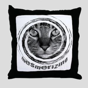 """""""Mesmerizing"""" Throw Pillow"""