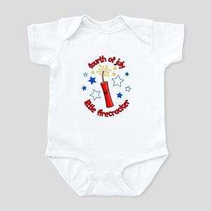 July Firecracker Infant Bodysuit