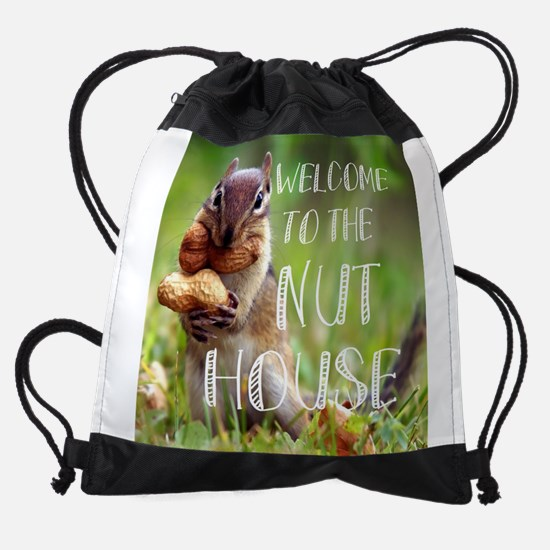 Cute Funny Drawstring Bag