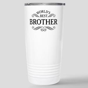 World's Best Brother Travel Mug