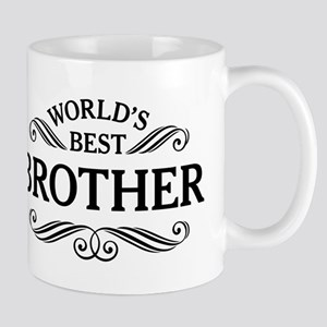 World's Best Brother Mugs