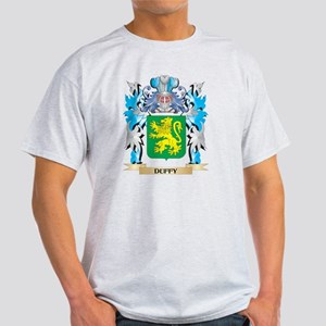 Duffy Coat of Arms - Family Crest Light T-Shirt