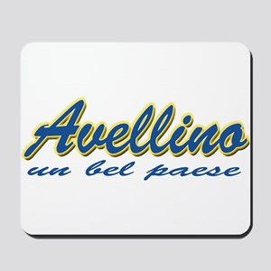Avellino Italy Mousepad