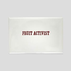 fruit activist Rectangle Magnet
