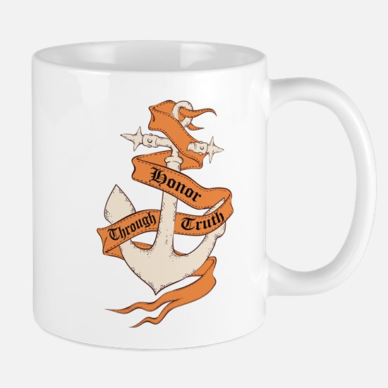 Honor Thru Truth Mugs