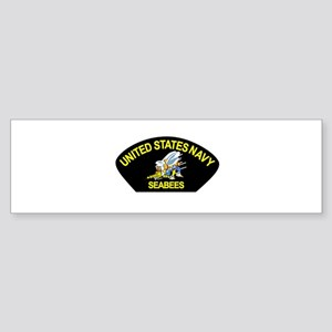 SEABEES_CAN_DO Bumper Sticker