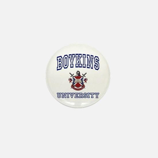 BOYKINS University Mini Button