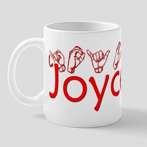 Joyce Mug