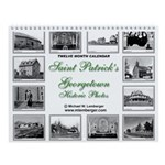 St Patrick's Georgetown Historic Wall Calendar