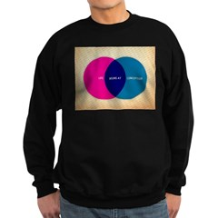 Life Begins At Conception Sweatshirt