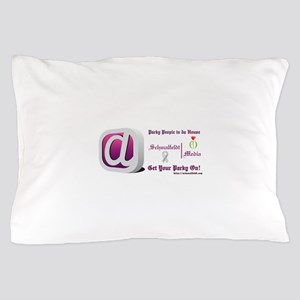 Parky People in da House Pillow Case