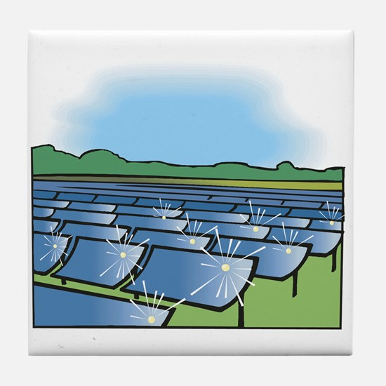 solar panel field.png. Tile Coaster