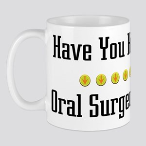 Hugged Oral Surgeon Mug