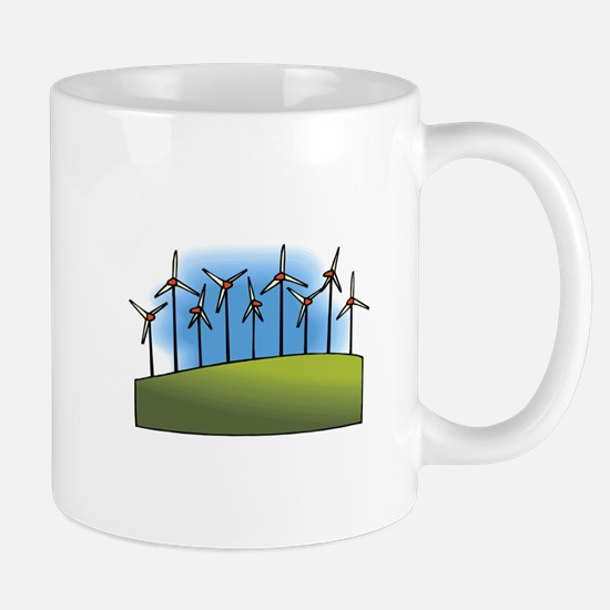 wind farm windmills.png Mugs