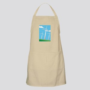 pretty windmills Apron
