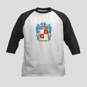 Dutton Coat of Arms - Family Crest Baseball Jersey