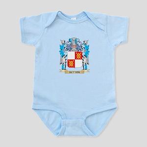 Dutton Coat of Arms - Family Crest Body Suit