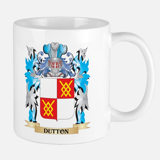 Dutton Coat of Arms - Family Crest Mugs