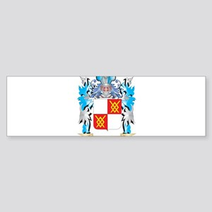 Dutton Coat of Arms - Family Crest Bumper Sticker