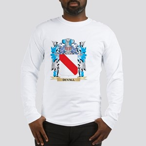 Duvall Coat of Arms - Family Crest Long Sleeve T-S
