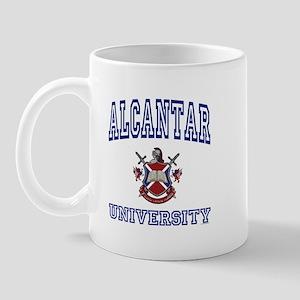 ALCANTAR University Mug