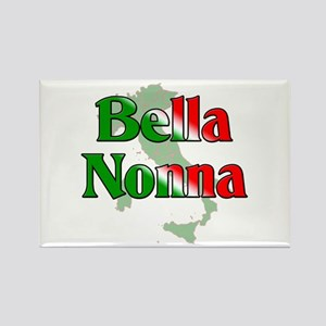 Bella Nonna Rectangle Magnet