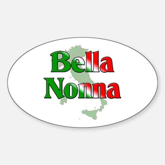 Bella Nonna Oval Decal