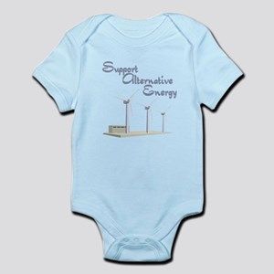 support alternative energy with windmills Body