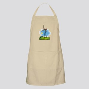 windmill in the country Apron
