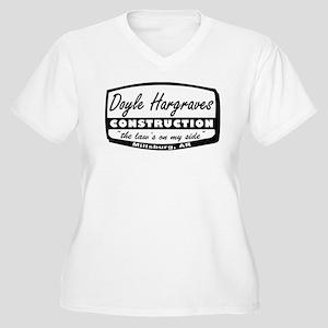 doyle-hargraves2 Plus Size T-Shirt