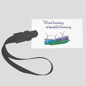 wind farming is beautiful farming windmills Lu
