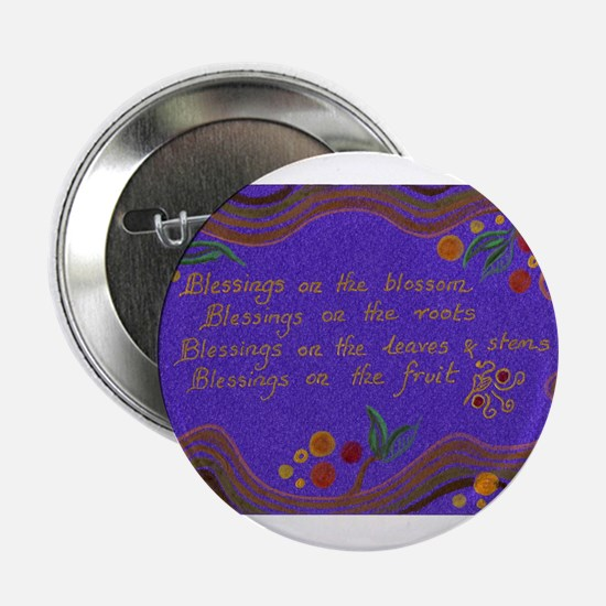 Waldorf blessing Button