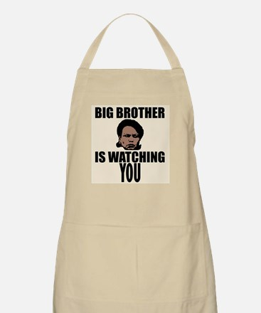Rice Big Brother BBQ Apron