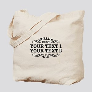 Universal Gift Personalized Tote Bag