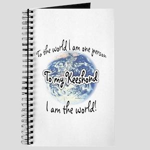 Keeshond World2 Journal