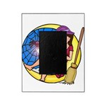 Witch Spider Moon Picture Frame