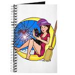 Witch Spider Moon Journal