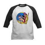 Witch Spider Moon Baseball Jersey