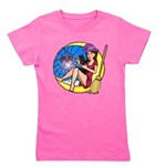 Witch Spider Moon Girl's Tee