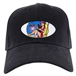 Witch Spider Moon Baseball Hat