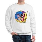 Witch Spider Moon Sweatshirt
