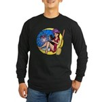 Witch Spider Moon Long Sleeve T-Shirt