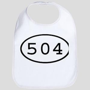 504 Oval Bib