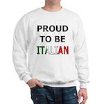 Proud to be Italian Sweatshirt